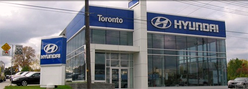 Toronto Hyundai Eglington West